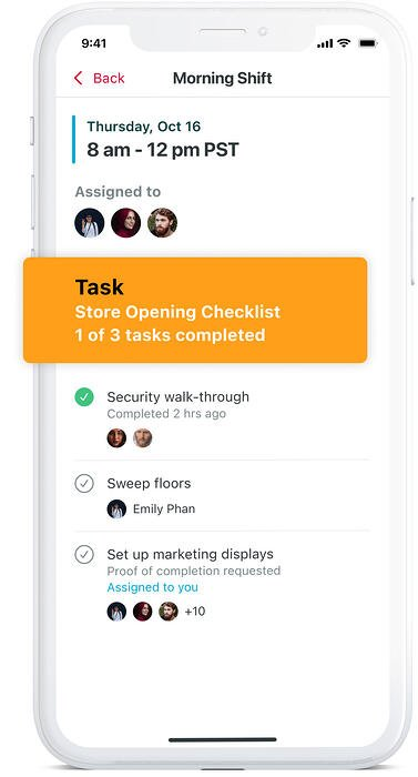 Tasks_Shift_Callout