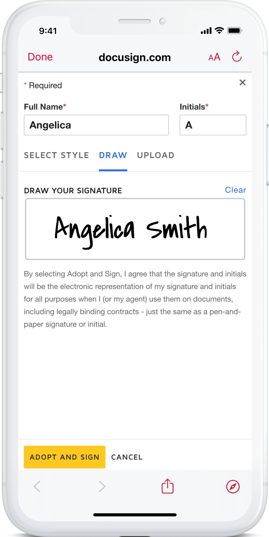 integration-Docusign